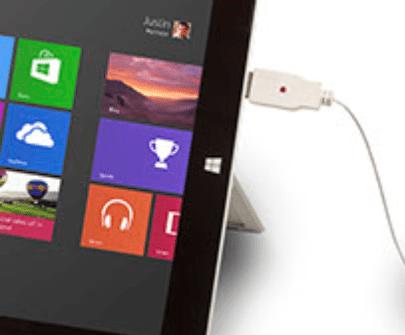 SA1853 USB laptop alarm cable